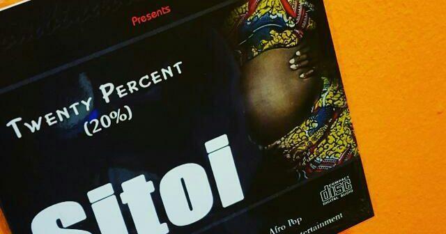 Sitoi Audio   Twenty Percent 20% – SITOI   Mp3 Download